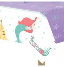 Nappe en Plastique Ariel Petite Sirène - Disney Premium