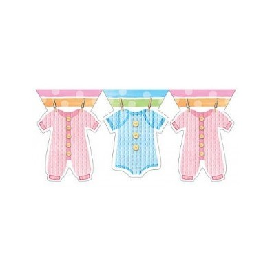 Banderole D 233 Coration Baby Shower V 234 Tements B 233 B 233