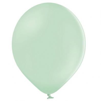 10 Ballons 30cm Latex Vert Pastel Poudré Fête