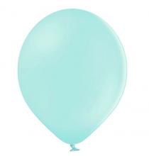 10 Ballons 27cm Latex Vert Mint Pastel Poudré Fête