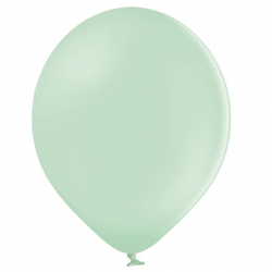 10 Ballons Latex Vert Pastel Poudré 30cm Latex Sempertex Fête