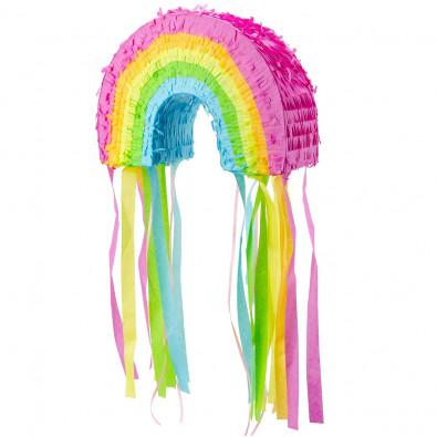 Pinata Arc-en-Ciel Rainbow - Anniversaire Jeu Animation