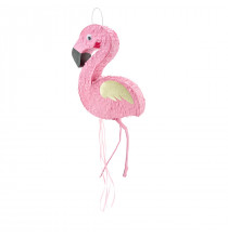 24 Piques Flamant Rose Flamingo Sweet Table en plastique