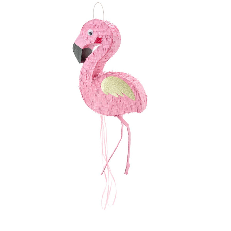 157b4c119e8e5 24 Piques Flamant Rose Flamingo Sweet Table en plastique ...