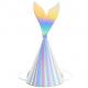 Chapeaux Queue de Sirène Holographiques - Anniversaire pour enfants