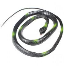 Serpent plastique décoratif - Jouet Anniversaire Jungle