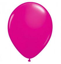 10 Ballons Premium Gonflables Latex Rose Fushia Fête