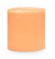 Serpentin Pêche Orange Pastel Papier Crépon Décoration de Fête
