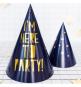 Chapeaux I'm here to party - Animation de fête