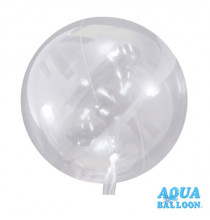 Mini Ballon Aqua Bulle Ultra Transparent Fête
