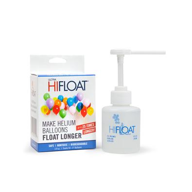 Mini pompe Hi-Float pour faire durer vos ballons gonflés à l'hélium