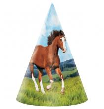 Chapeaux thème Cheval et équitation - Anniversaire pour enfants