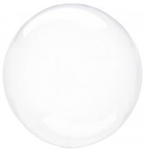 Ballon Crystal Bulle Rond Transparente - Décoration de ballons