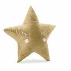 Grande Peluche en Forme d'étoile - Décoration de chambre pour enfant