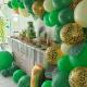 Kit Arche de Ballons Organiques - Modèle Jungle Safari Party