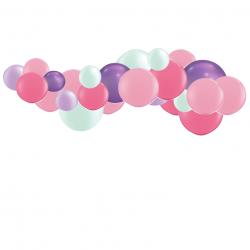Kit Guirlande de Ballons Organiques - Modèle Fée Clochette