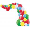 Kit Arche de Ballons Organiques - Modèle Animaux de la Ferme