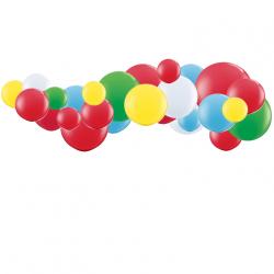 Kit Guirlande de Ballons Organiques - Modèle Animaux de la Ferme
