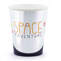 Gobelets Space Party Anniversaire Astronaute & Espace