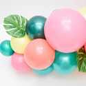 Kit Guirlande de Ballons Organiques - Modèle Toucan Tropical