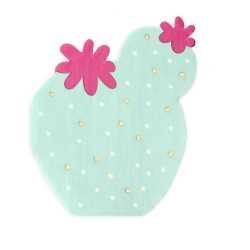 Serviettes en Papier Cactus - Anniversaire pour enfant