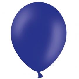 100 Ballons Gonflables Latex Bleu Royal Premium Décoration Fête