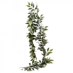 Guirlande de feuilles artificielles - Thème Champêtre