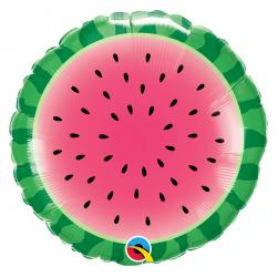 Ballon Alu Pastèque Fruit Summer Party