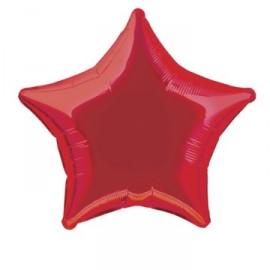Ballon Etoile Rouge