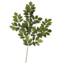 Branche de feuilles artificielles wisteria - Thème Champêtre