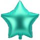 10 Ballons Verts Foncés Nacrés Gonflables Latex Décoration Fête