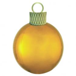 Ballon Boule de Noël XL Miroir 50cm - Décoration