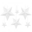 Etoiles blanches