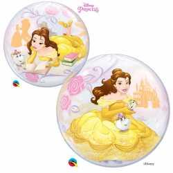 Ballon Géant Bulle Princesses Disney La Belle et la Bête - Bubble