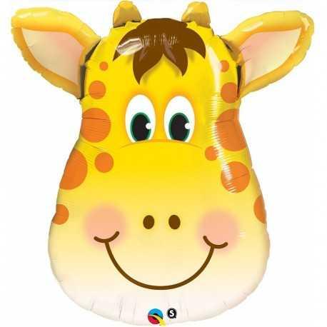 Ballon Géant Hélium Girafe Animal