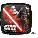 Ballon Carré Star Wars - Guerre des étoiles