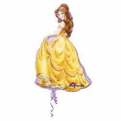 Ballon Géant Belle Princesse Disney XXL - La Belle et la bête