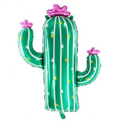 Ballon Alu Cactus