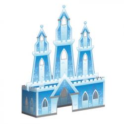 Ballon Rond Olaf Reine des Neiges Disney pour Anniversaire et Fête