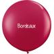 10 ballons organiques à vos couleurs - 60 couleurs au choix