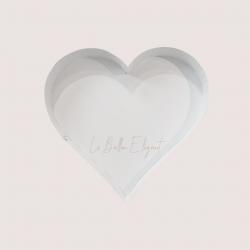 Structure Coeur XL à garnir de ballons