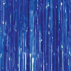 Guirlandes de Tassels Pompons Bleu Pastel