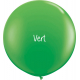 Grand ballon 40cm - 60 couleurs au choix
