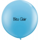 Maxi pack 50 ballons 40cm - 60 couleurs au choix