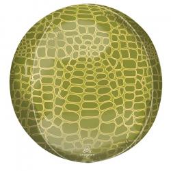 4 Grands Plateaux Forme Crocodile - Sweet Table Anniversaire pour Enfant