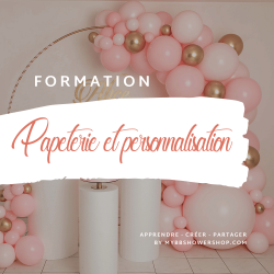 Formation Workshop Papeterie 2 Jours