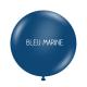 100 ballons organiques premium - 60 couleurs au choix