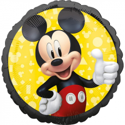 Ballon Cube Mickey Disney Premier Anniversaire fête