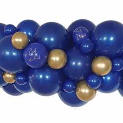 Guirlande de ballons organiques Eid Mubarak