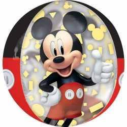 Ballon Miroir Baby Mickey Disney Anniversaire